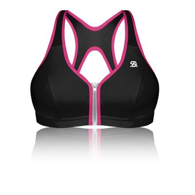 Shock Absorber Active Zipped Plunge Support Sports Bra picture 1