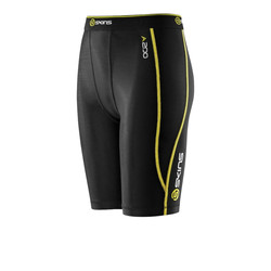 Skins Youth A200 Compression Running Shorts