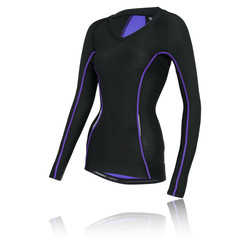 Skins Lady Bio A200 Compression Long Sleeve Top