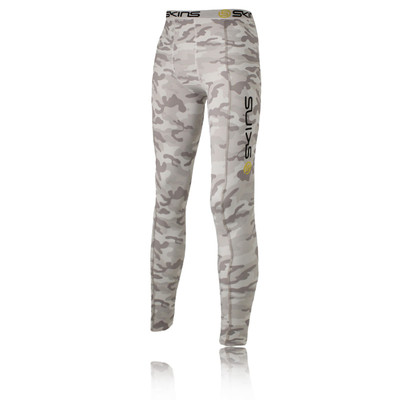 Skins Youth Snow Compression Long Tights picture 1