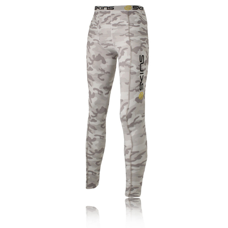 Skins Youth Snow Compression Long Tights