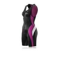 Skins  TRI400 Women's Half Zip Compression TriSuit
