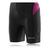 Skins TRI400 Women's Triathlon Compression Shorts
