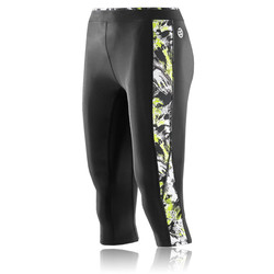 Skins A200 Women&39s Capri Compression Running Tights