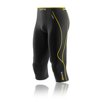 Skins A200 Thermal Compression 3/4 Running Tights