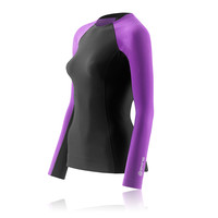Skins A200 Women's Thermal Long Sleeve Compression Top