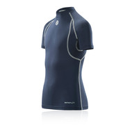 Skins Carbonyte Junior Short Sleeve Compression Top