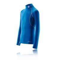 Skins Carbonyte Junior Thermal Mock Neck Long Sleeve Compression Top