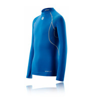 Skins Carbonyte Junior Thermal Long Sleeve Compression Top