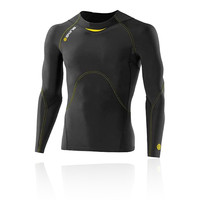 Skins Bio A400 Long Sleeve Compression Running Top