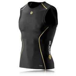 Skins Bio A200 Sleeveless Compression Running Vest