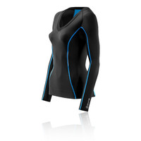 Skins Lady Bio A200 Long Sleeve Compression Running Top