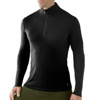 SmartWool NTS Microweight 150 Half-Zip Long Sleeve Running Top