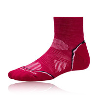 SmartWool PHD Run Light Women's Mini Crew Running Socks