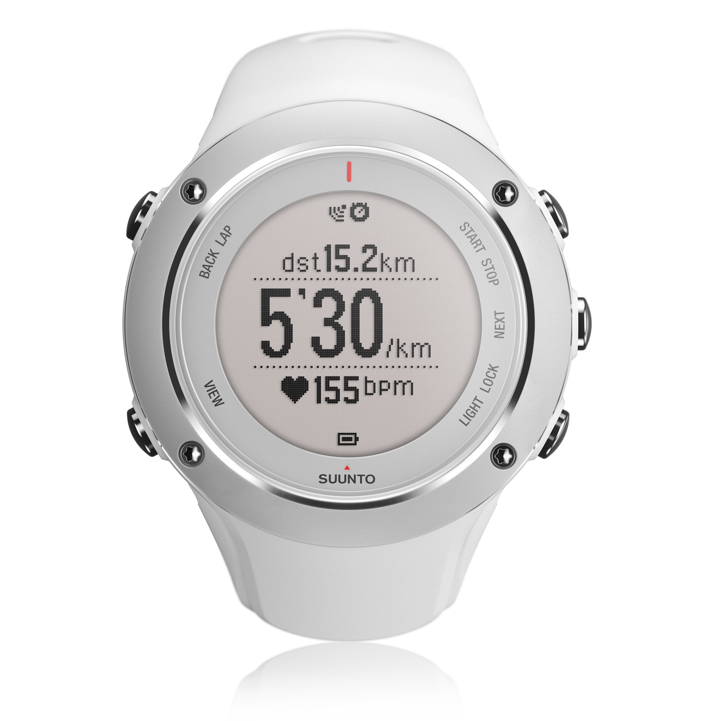 suunto ambit2 s gps damen training armbanduhr sportuhr jogging outdoor uhr wei ebay. Black Bedroom Furniture Sets. Home Design Ideas