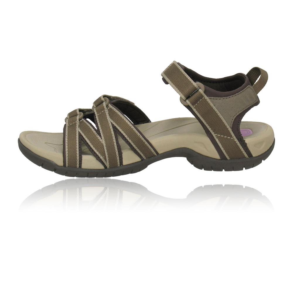 teva tirra damen outdoor wandern sandalen sport trekking schuhe braun ebay. Black Bedroom Furniture Sets. Home Design Ideas
