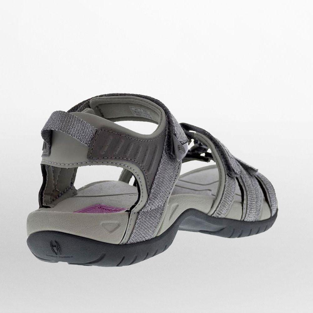 teva tirra metallic damen trekkingsandalen wanderschuhe outdoor sandalen silber ebay. Black Bedroom Furniture Sets. Home Design Ideas