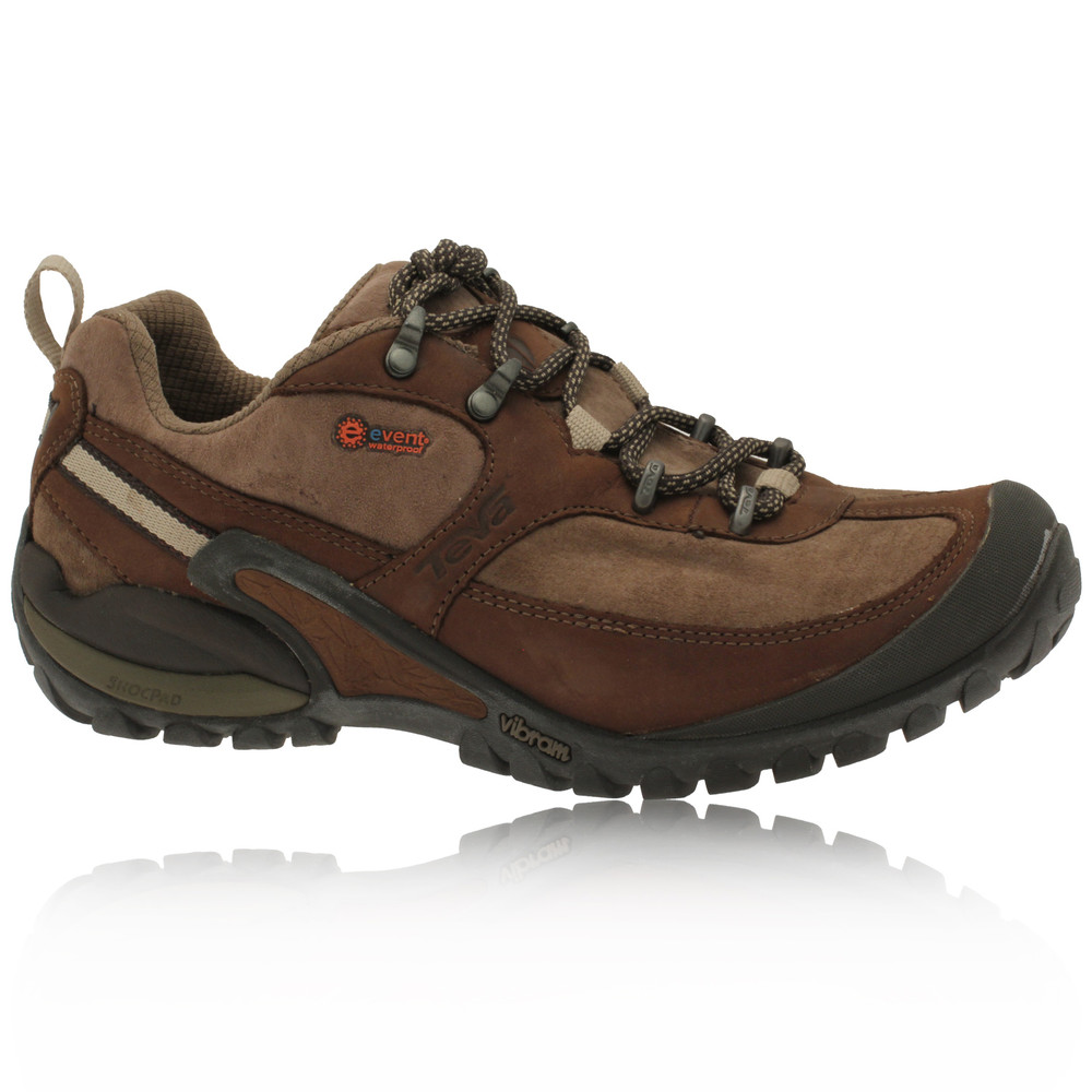 New Merrell Decora Chant Waterproof Womens Brown Hiking Shoes Walking Boots | EBay