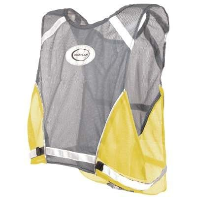 Nathan LEd Running/Cycle Hi-Viz vest picture 1
