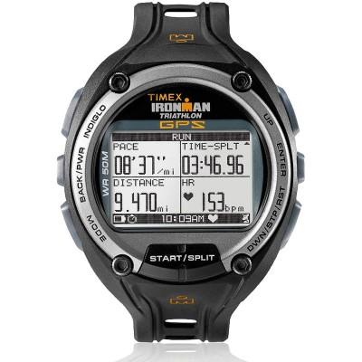 garmin nike and timex global positioning system watches track the