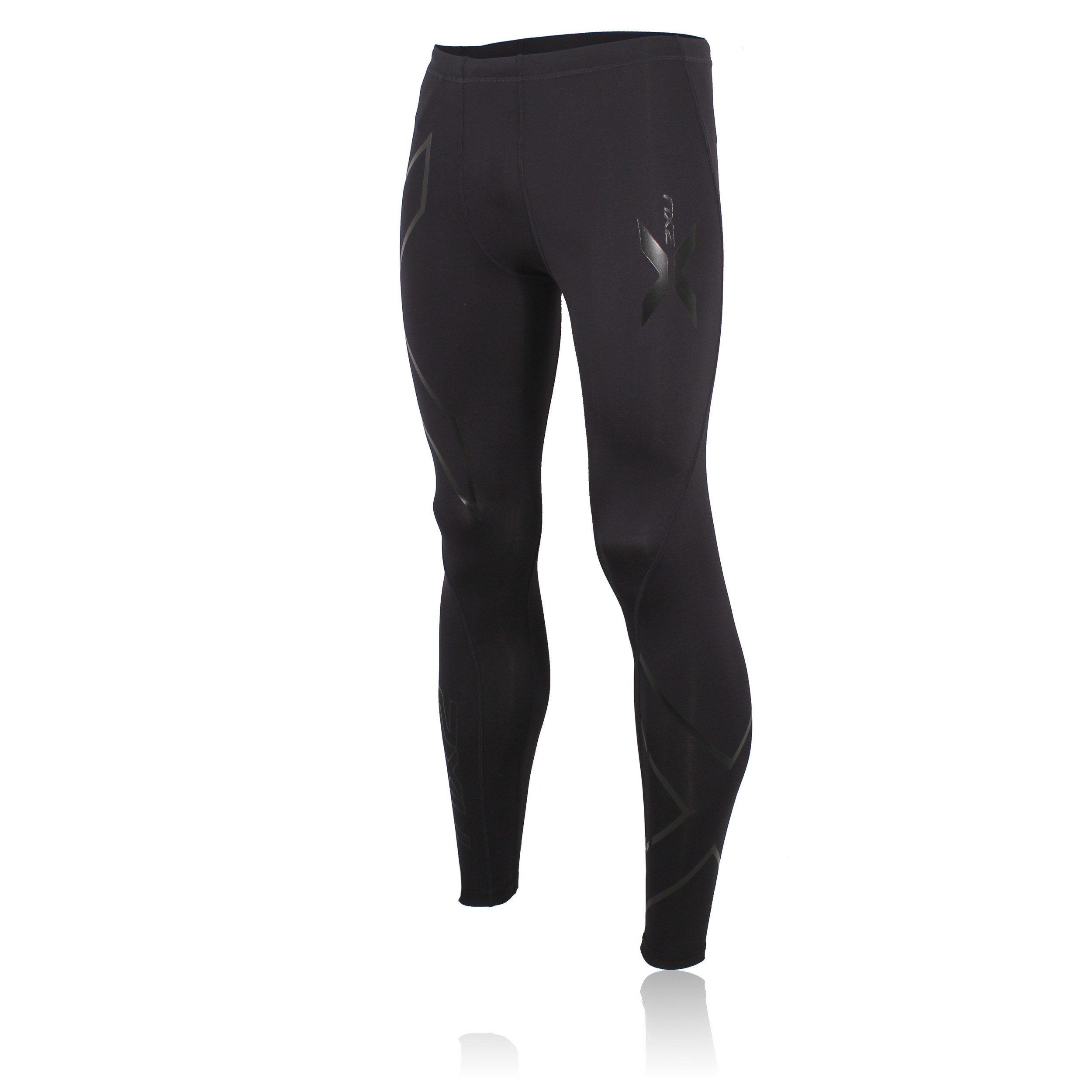 2xu pwx compression homme running collant legging de sport bas jogging pantalons ebay. Black Bedroom Furniture Sets. Home Design Ideas