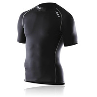 2XU Elite Compression Short Sleeve Running T-Shirt
