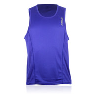 2XU Active Run Singlet Running Vest