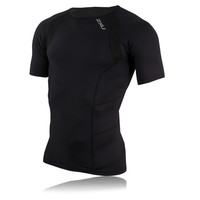 2XU Compression Short Sleeve Running T-Shirt