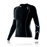 2XU Elite Compression Women's Long Sleeve Top