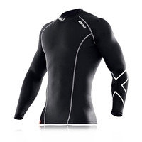 2XU Long Sleeve Compression Running Top