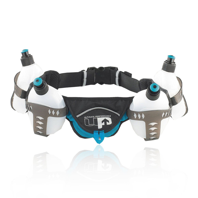 Water Bottle Belt: Ultimate Performance Airaforce 4 Running Athlete Hydration