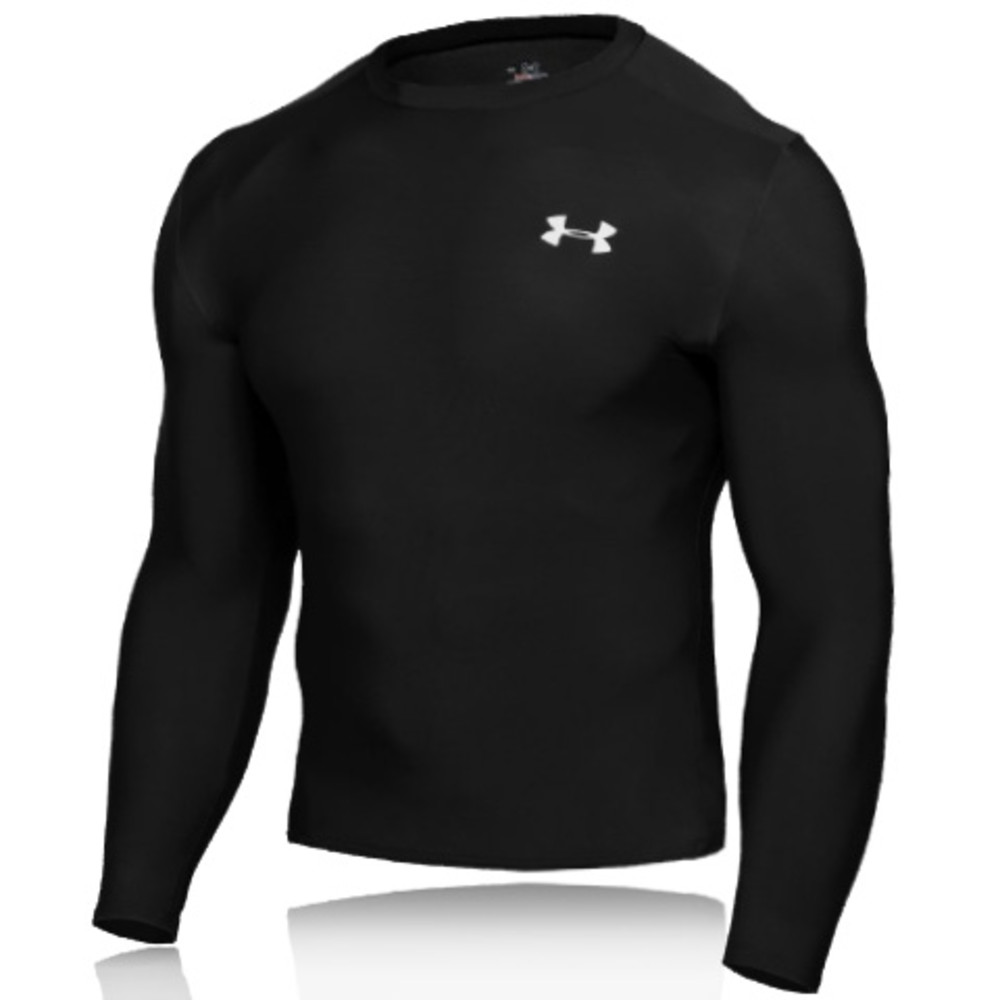 Under Armour HeatGear Compression Long Sleeve Top