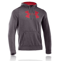 Under Armour Fleece Storm Logo Long Sleeve Hooded Top