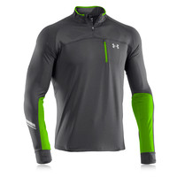 Under Armour Imminent Half-Zip Long Sleeve Running Top