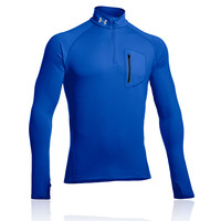 Under Armour ColdGear Thermo Quarter-Zip Long Sleeve Running Top