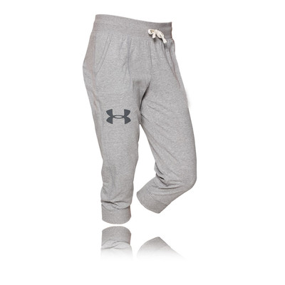 Under Armour Women's Tri-blend Capri Running Tights - SS15 picture 1