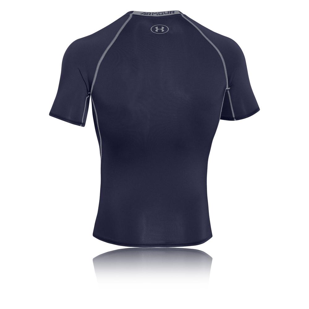 Under Armour Heat Gear Short Sleeve Compression T Shirt