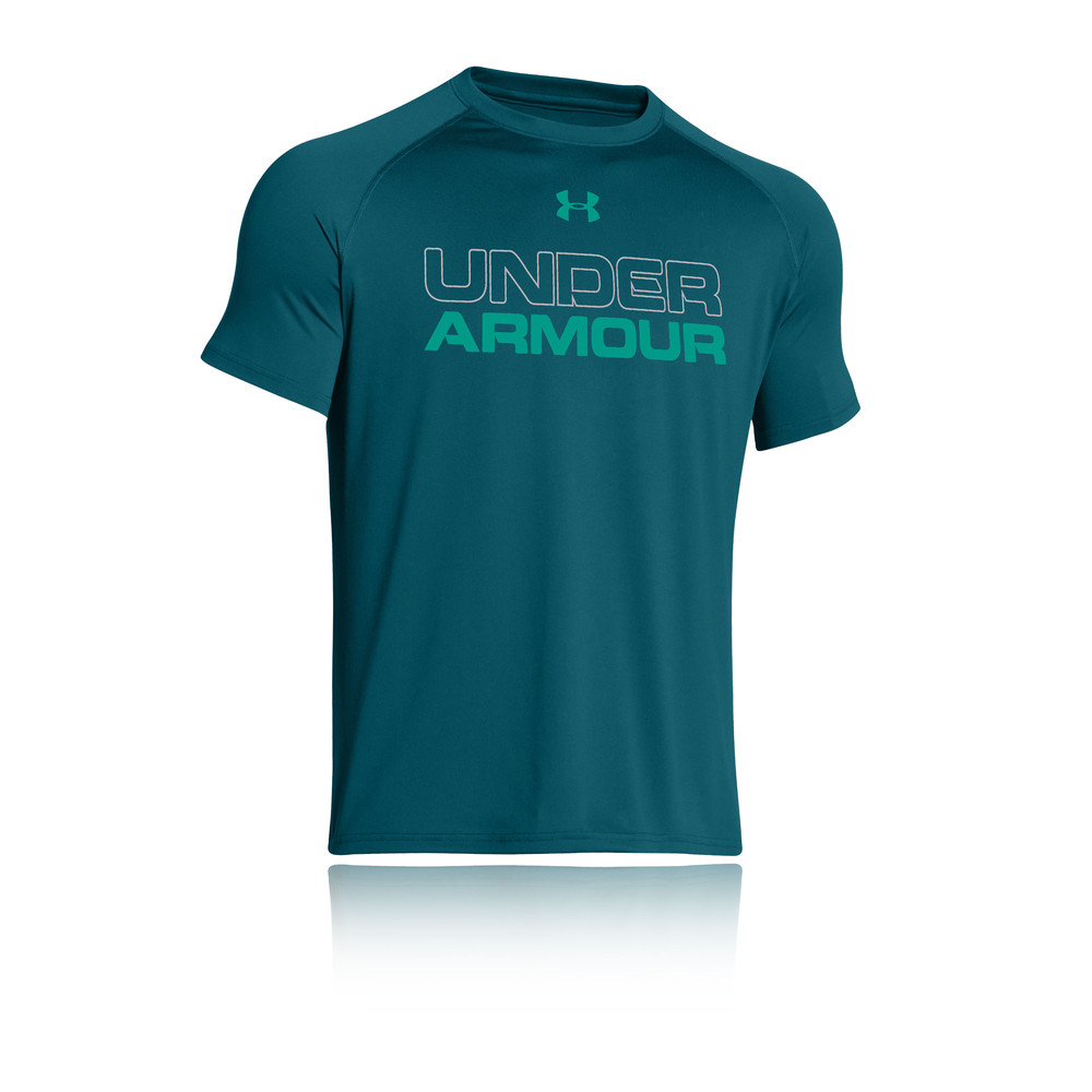 Under Armour Core Training Graphic T Shirt Ss15