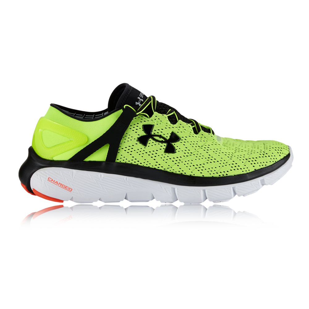 Under Armour Yellow Running Shoes Ebay