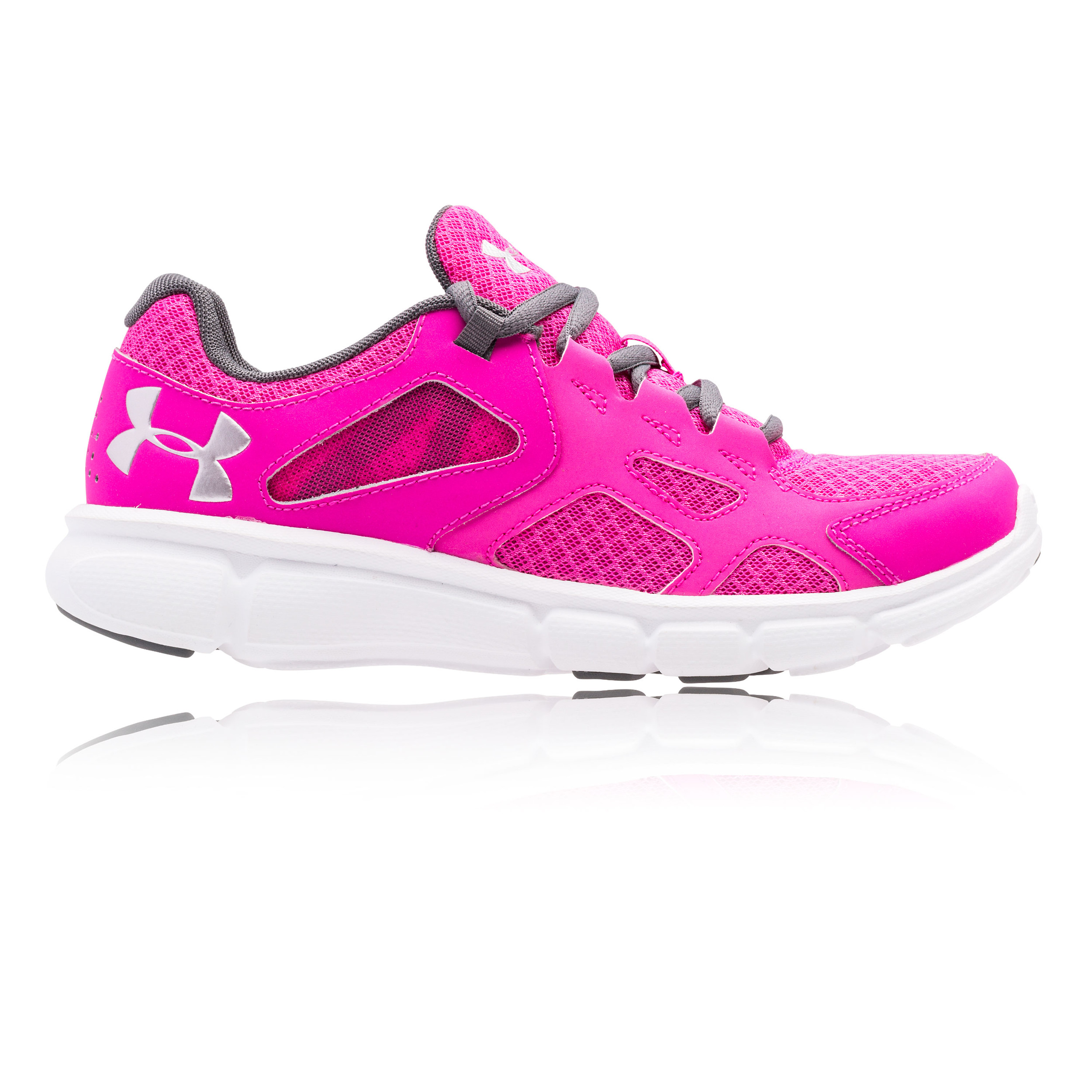 Creative Find This Pin And More On Womens Workwear Under Armour Womens Strobe Pink 1246615 577 Grit OffRoad Trail Shoes The Strobe Pink Uppers Of These Under Armour Shoes Are Made From A Combination Of Find The Technical