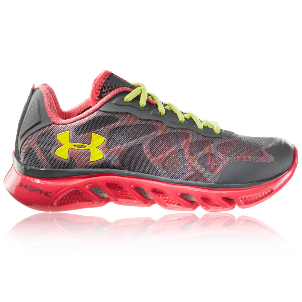 Under Armour Junior Spine Venom Running Shoes