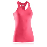 Under Armour Lady HeatGear Sonic Printed  Racerback Tank Top Vest