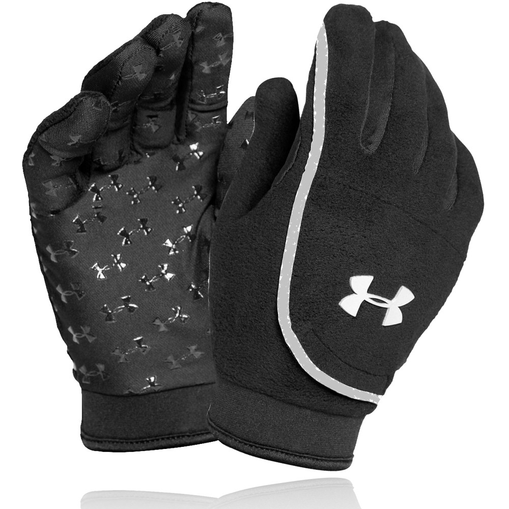 Under Armoir Gloves Under Armour Coldgear Fleece Gloves Sportsshoes Com