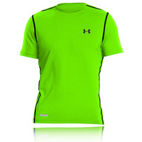Under Armour HeatGear Sonic Fitted Short Sleeve Running T-Shirt