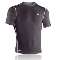 Under Armour HeatGear Sonic Fitted Short Sleeve T-Shirt