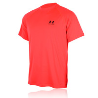 Under Armour Tech HeatGear Short Sleeve Running T-Shirt
