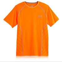 Under Armour HeatGear Sonic Armourvent Short Sleeve Running T-Shirt