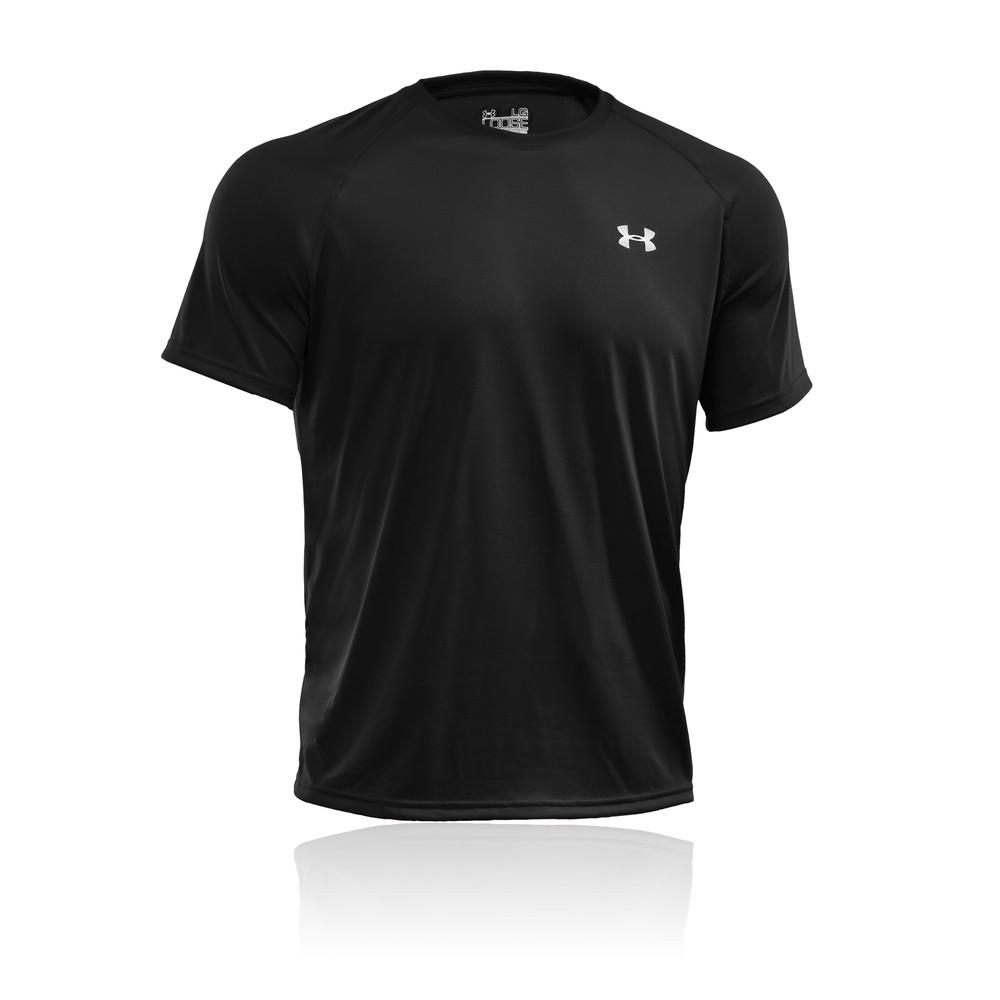 Under armour tech short sleeve running t shirt ss16 for Do under armour shirts run small