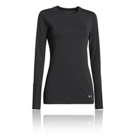 Under Armour ColdGear Infrared Women's Crew Neck Long Sleeve Running Top