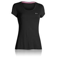 Under Armour Women's Heatgear Flyweight Short Sleeve T-Shirt